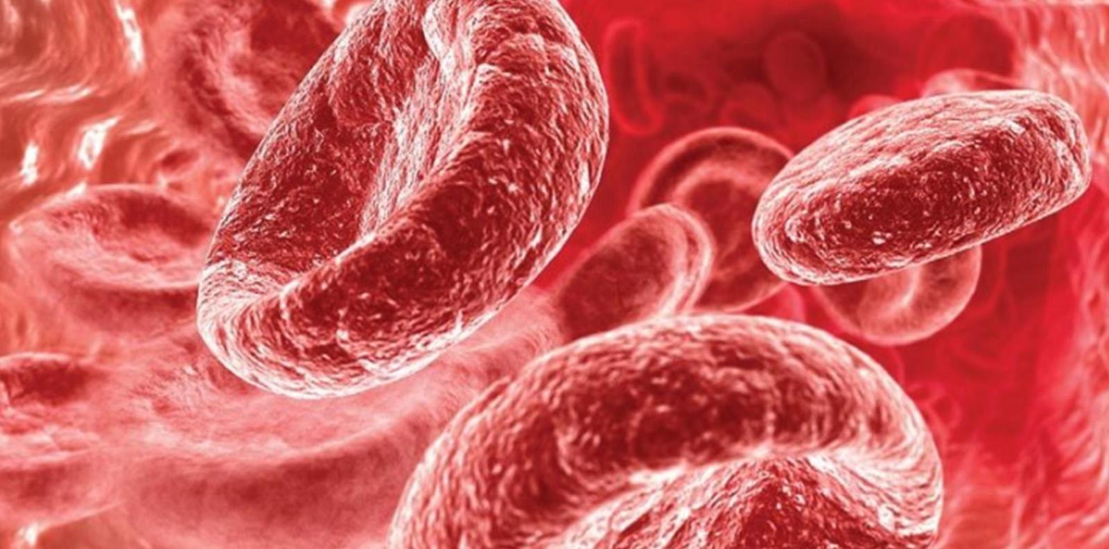 Побочный эффект при пониженом гемоглабине